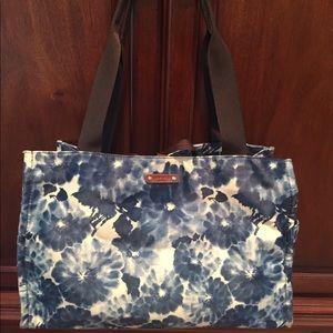 Kate Spade floral diaper bag